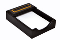 Leatherette Memo Holder