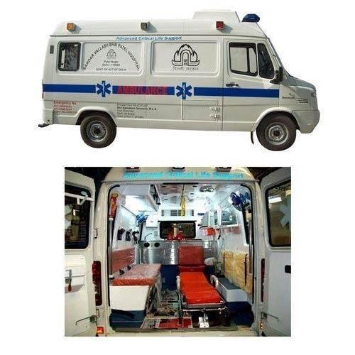 Advanced Life Support Ambulance