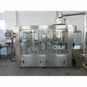 40 BPM Rinsing Filling Capping Machine / Water Bottle Filling Machine