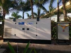 CAT Water Cooled Diesel Generator