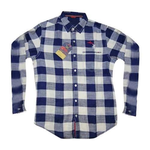 81ca579b2d Mens Check Shirts - Multicolour Check Casual Shirt Manufacturer from ...