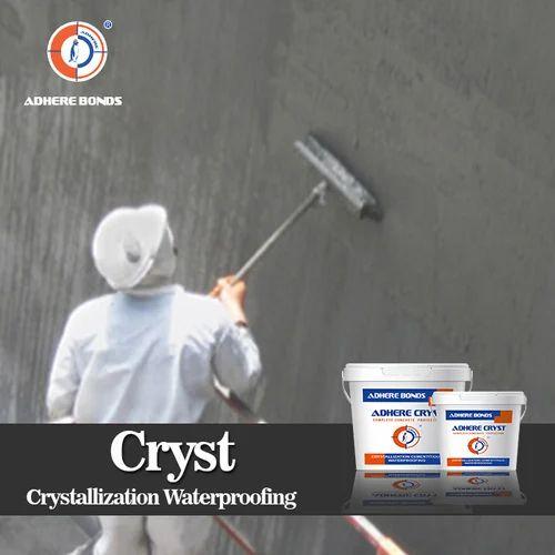 Crystallization Water Proofing/ Basement