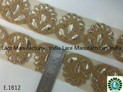 Fancy Embroidery Lace E1612