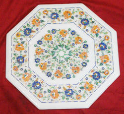 Marble Octagonal Table Top
