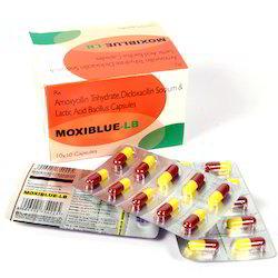 Amoxycillin Tryhydrate Dicloxallin Sodium