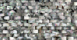 Grey Mother of Pearl Mosaic Tiles