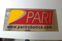 Stainless Steel Etched And Painted Name Plate