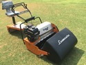 Outfield 760, Reel Blade Rideon Lawn Mower