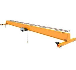 Single Girder I Beam EOT Crane