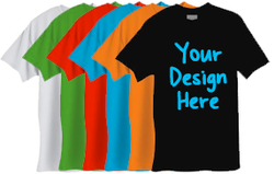 Customized T-shirts