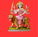 Mould Marble Durga Maa