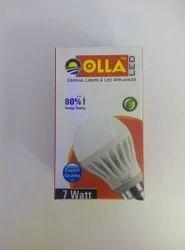 Olla LED Bulb 7watt
