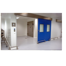 Hygienic Hermetically Sealing Sliding Doors