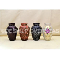 Color Flower Vase