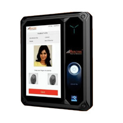 Aadhar Enabled IRIS Biometric Attendance System