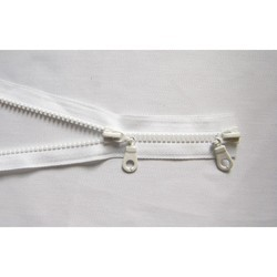 Closed End DA automatic Lock S Polyester Coil Zipper