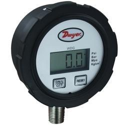 Series DPGAB & DPGWB 0.5% Digital Pressure Gage