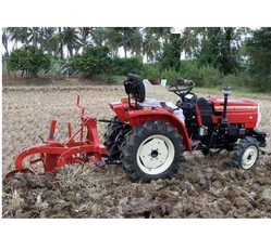 Mitsubishi Tractor Reversible Mould Board Plough