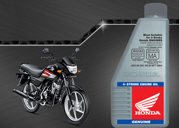 Honda 4 Stroke Motorcycle Engine Oil
