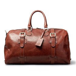 PU Leather Luggage Bag