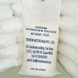 Sodium Hydrogen Sulfate