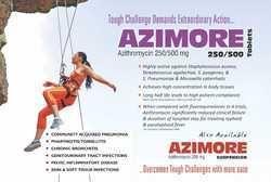 Azithromycin - 500mg