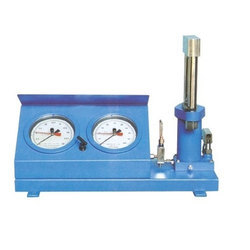Point Load Index Tester