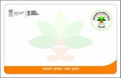 Pre Printed Ayushman Bharat Card