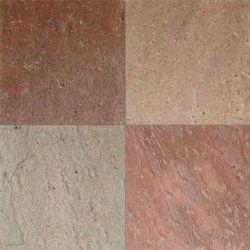 Copper Tone Stone Tiles