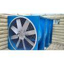 Square Axial Flow Fan