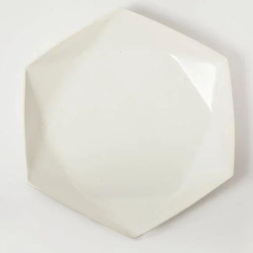 Hexagonal Plates  sc 1 st  IndiaMART & Plastic Bowls \u0026 Plates - Hexagonal Plates Manufacturer from Mumbai