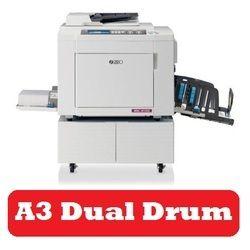 Riso MF9350 Dual Drum Digital Duplicator Copy Printer