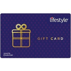 Lifestyle - E-Gift Card - E-Gift Voucher