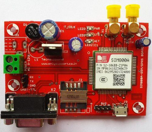 GSM GPRS GPS IOT Modems - GSM Module Manufacturer from Chennai