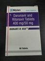 DURART-R 450 - Darunavir and Ritonavir 400 mg / 50 mg