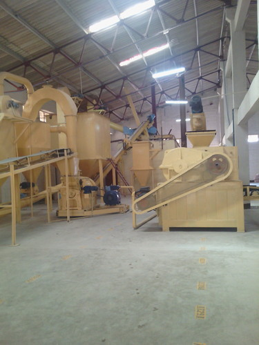 Plaster Of Paris Powder Making Machine