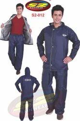 Safety Raincoat Suit