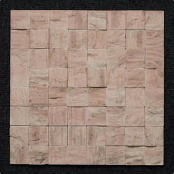 Mable Block Pattern Wall Mosaic