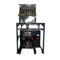 Fully Automatic Poha Packaging Machine with Collar Bagger