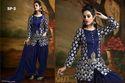 Designer Full Patiala Suit For Ladies