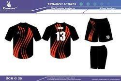 Customize Soccer Jersey