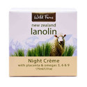 Lanolin Night Creme with Placenta and Omega