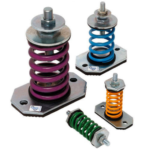 Spring Mountings Spring Mountings With Damper Authorized