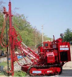 Blast Hole Drilling Machine For Mining