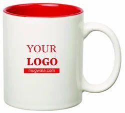 Promotional Inside Red Coffee Mug