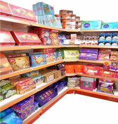 Gift Shop Shelving