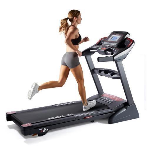 F63 Motorized Treadmill