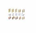 Brass coding letter