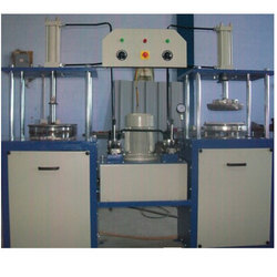 Automatic Double Die Paper Plate Making Machine