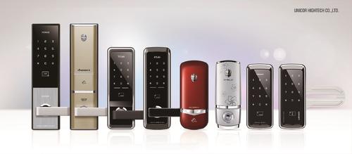 Advanced Smart Door Locks